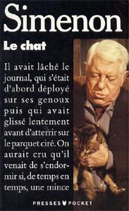 [Simenon, Georges] Le chat Romanp10