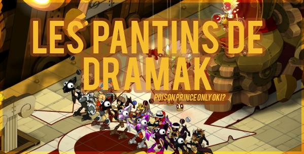 [Compte-Rendu] N°1 : Les pantins de Dramak 110
