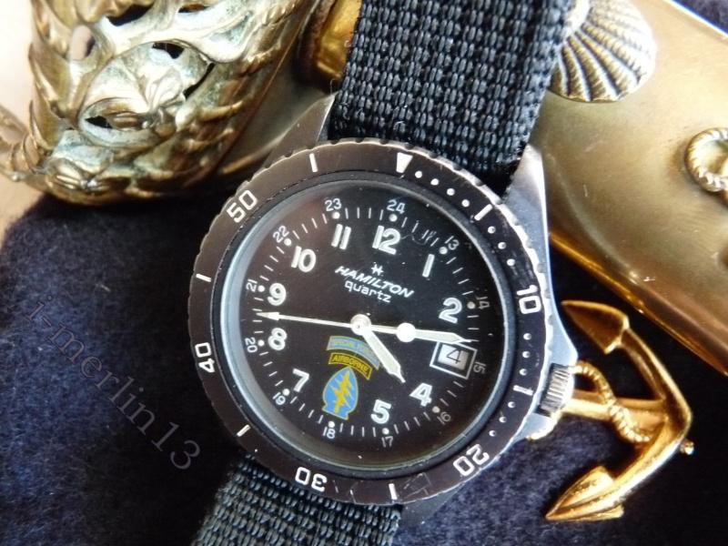 Hamilton G.S. et autres Hamilton militaires/ focus sur les navigational watches Airbor10