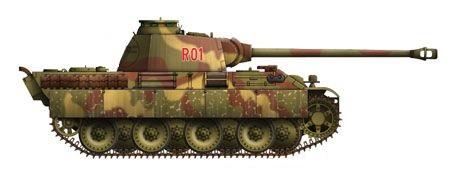 Mes grenadiers de la wehrmacht (Late) Panthe10