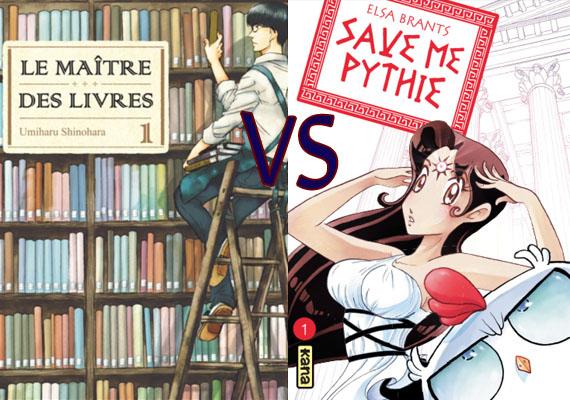 [13e manche] Save me Pythie contre Le maître des livres 13eman10