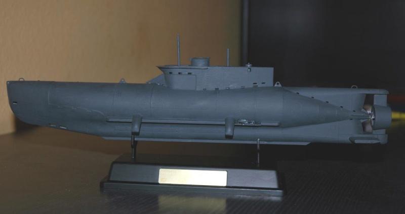 U Boot XXVII Seehund in 1/35 K800_d31
