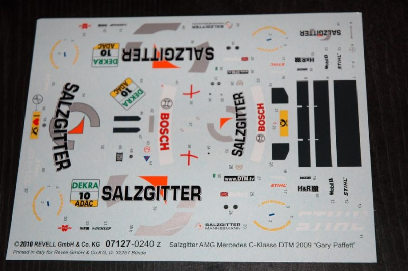 "AMG Mercedes C-Klasse DTM  2009 ""Gary Paffet"" K800_d44"