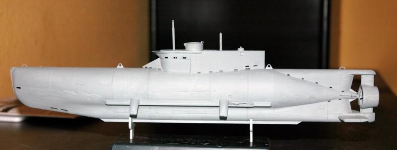 U Boot XXVII Seehund in 1/35 See110