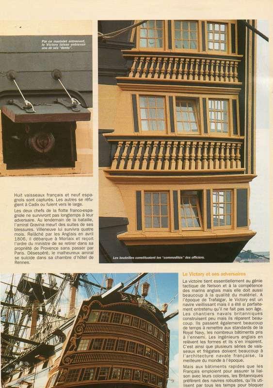HMS Victory  au 1/95ème - constructo Img03410