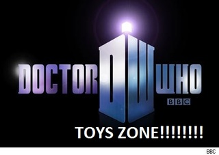 Doctor Who Toys Zone