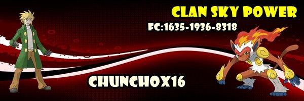 Nuevos Miembros.... Chunch10