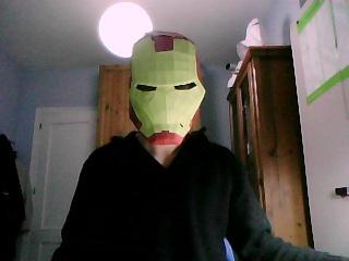 Casco Iron Man Pictur11