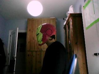 Casco Iron Man Pictur12