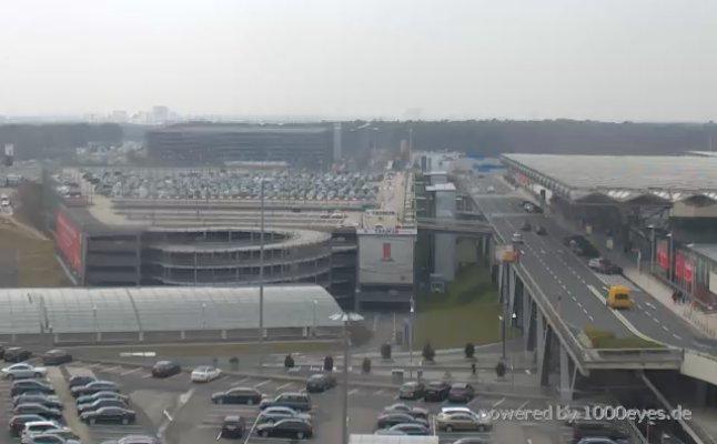 Аэропорт Köln Bonn Airport (Германия) - 4 вебкамеры.   Dnnddd10