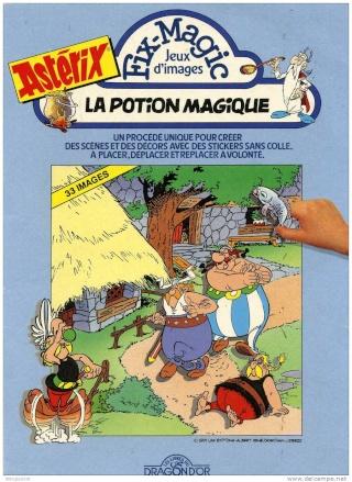 Fix Magic Astérix (1991) Fix_210