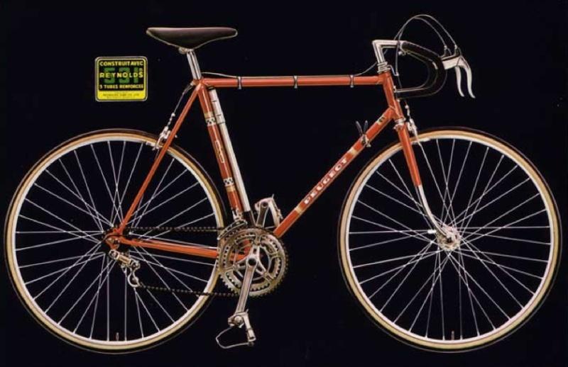 Peugeot PR10 1977 Pr1010