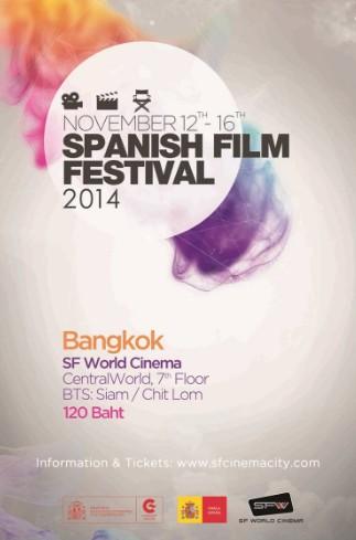 Festival Cine Español (Bangkok, 12-16 noviembre) A10