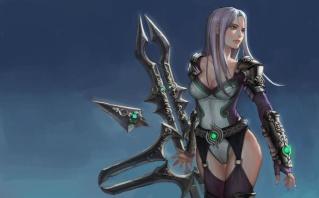 Aravis, la dernière dragonne [Edit Août 2013] Irelia10