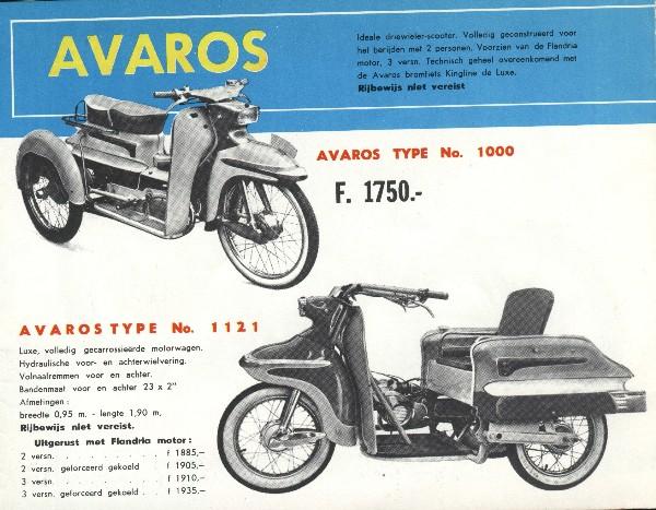 Flandria King 3 roues Avaros10