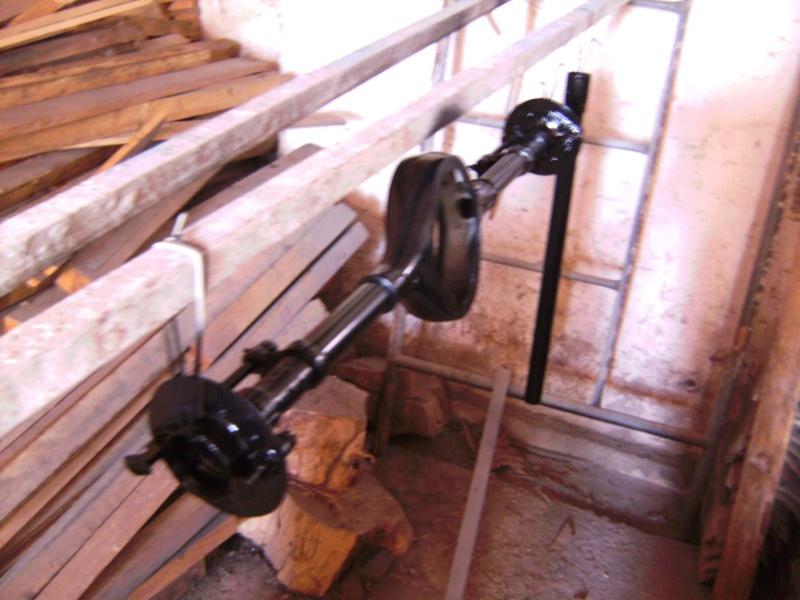 Restauration citroen trefle moteur - Page 2 020910