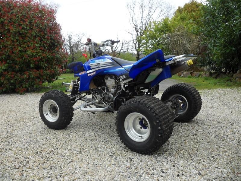 A vendre YFZ 450 (Vendu) Sam_8811