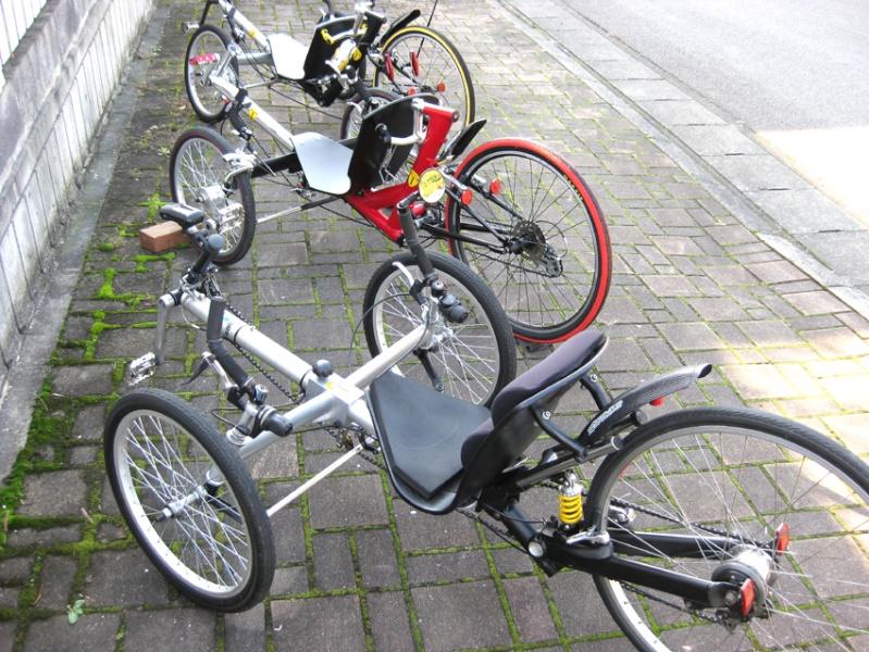 Trike fabriqués au Japon T-trik10
