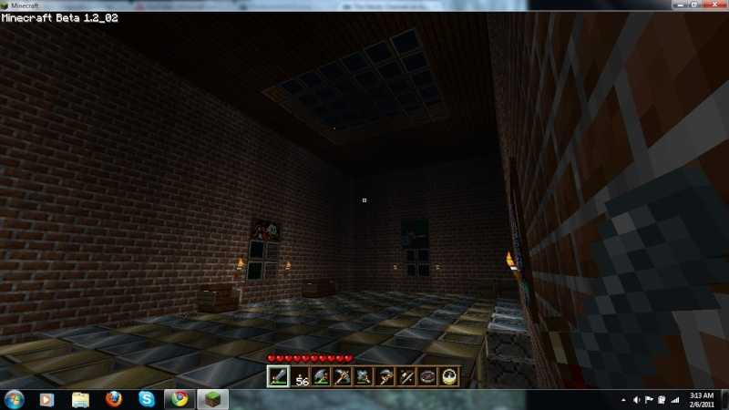 Your minecraft creations  2nd_fl10