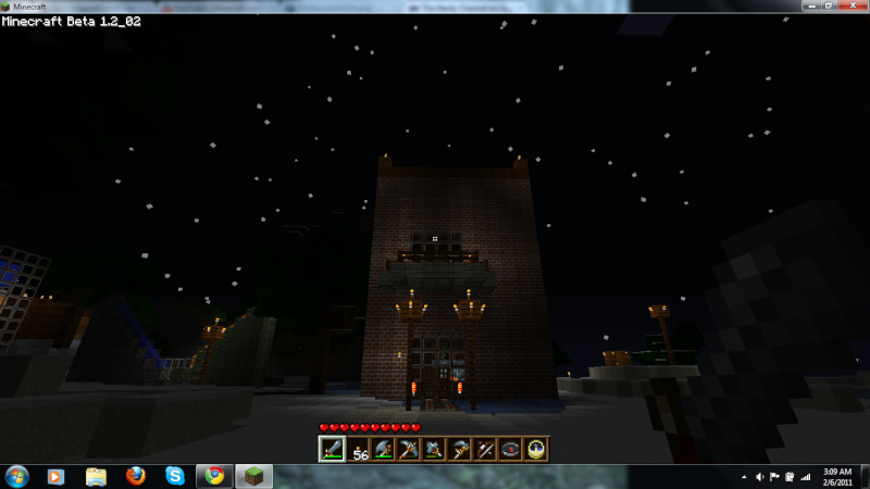 Your minecraft creations  House10