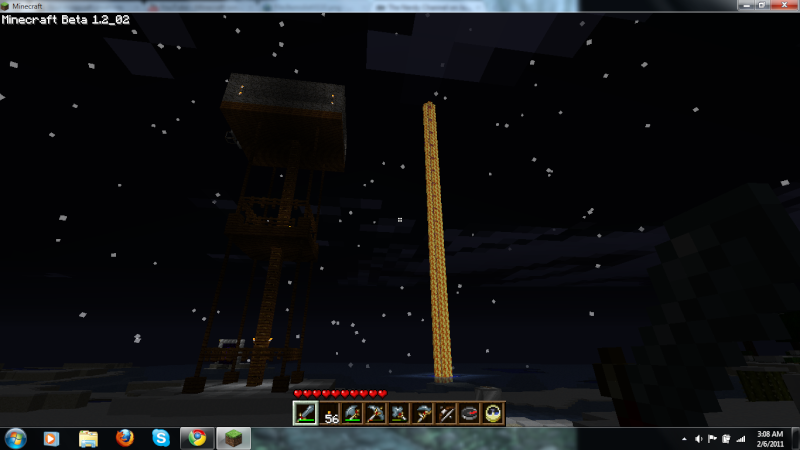 Your minecraft creations  Look_o10