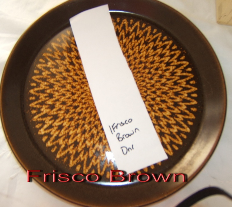 Frisco Brown For comparison Frisco10