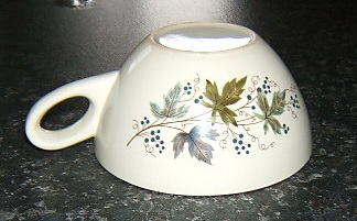 "Unusually shaped ""Vintage"" cup Vintag11"