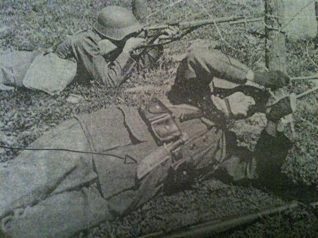 Equipements de l'armée suisse. T10