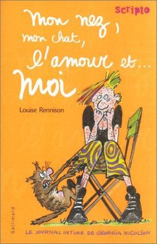 Le journal intime de Georgia Nicolson, Tome 1 : Mon nez, mon chat, l'amour et... moi Mon-ne11