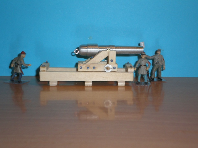 Thorsten`s Wilder Westen in 1/72 75inch10