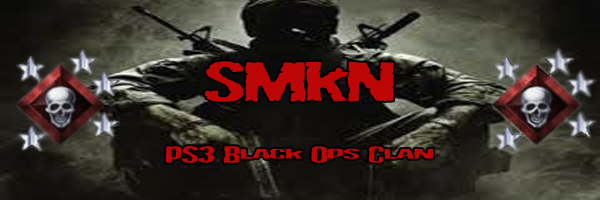 SMKN PS3 Black Ops Clan