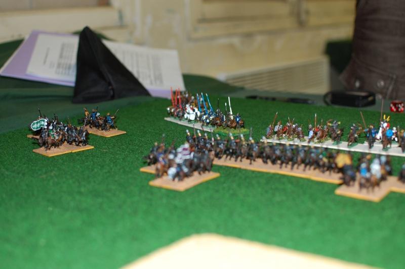 Art de la guerre V2: Teutons contre Mamelouks Dsc_2411