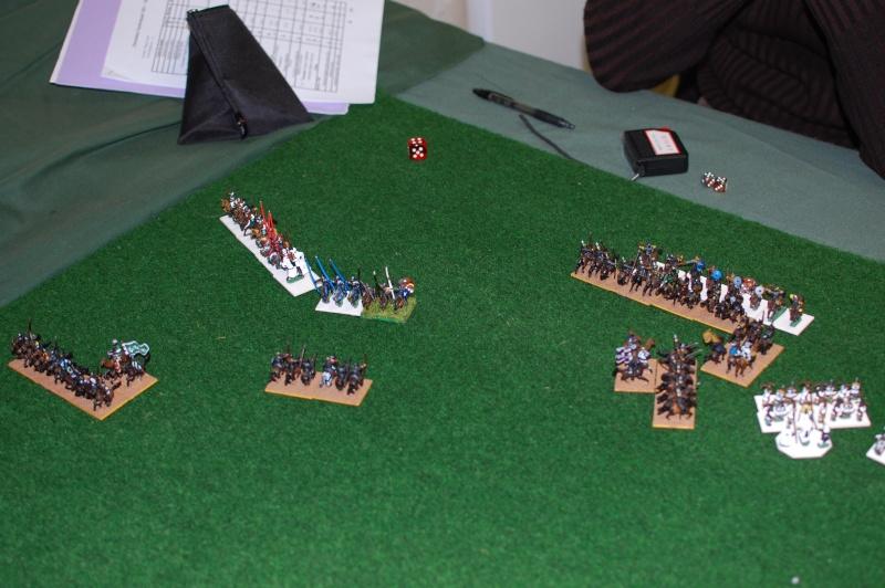 Art de la guerre V2: Teutons contre Mamelouks Dsc_2413