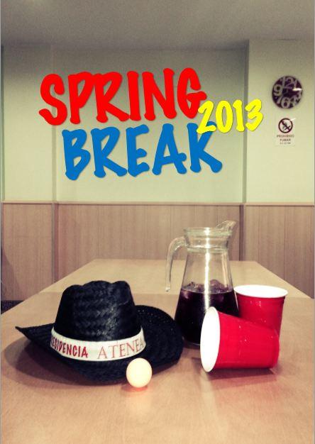 """SPRING BREAK 2013 """"EL EVENTO"""" Sb1312"""