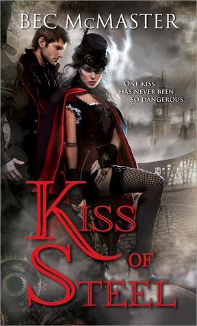 bec mcmaster - Londres la ténébreuse - Tome 1 : La fugitive de Whitechapel de Bec McMaster Kiss_o10