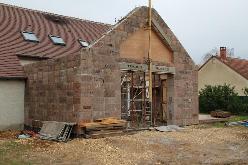 Nath47 agrandissement de ma maison pour un salon page 15 for Agrandissement maison loiret