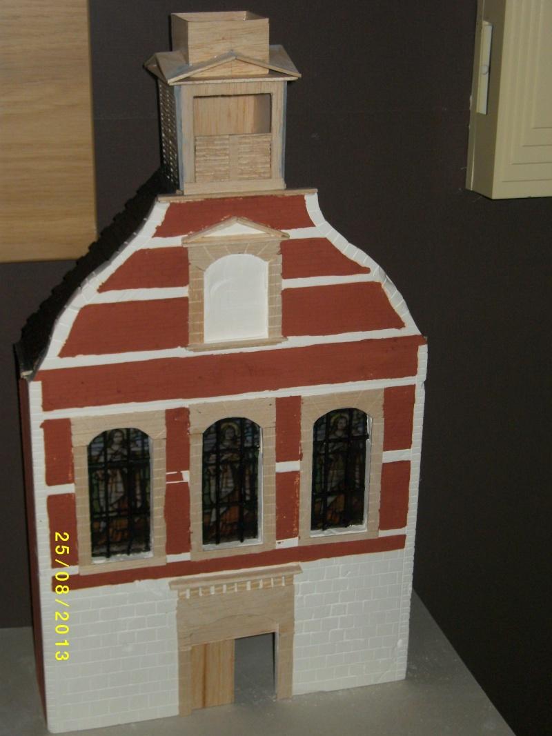 Réquisition des cloches de l'église de Dolhain. Avec un Maultier Mercedes 4500 de Revell 1/35  - Page 2 00313