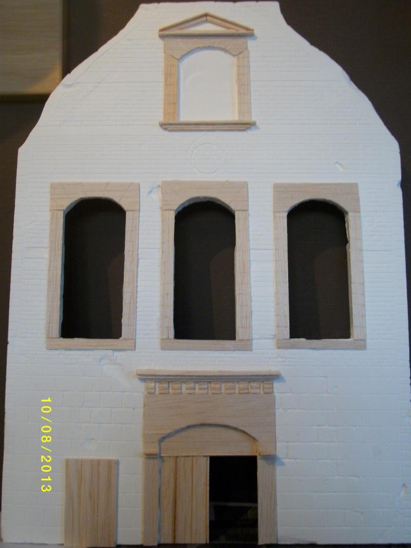 Réquisition des cloches de l'église de Dolhain. Avec un Maultier Mercedes 4500 de Revell 1/35  00410