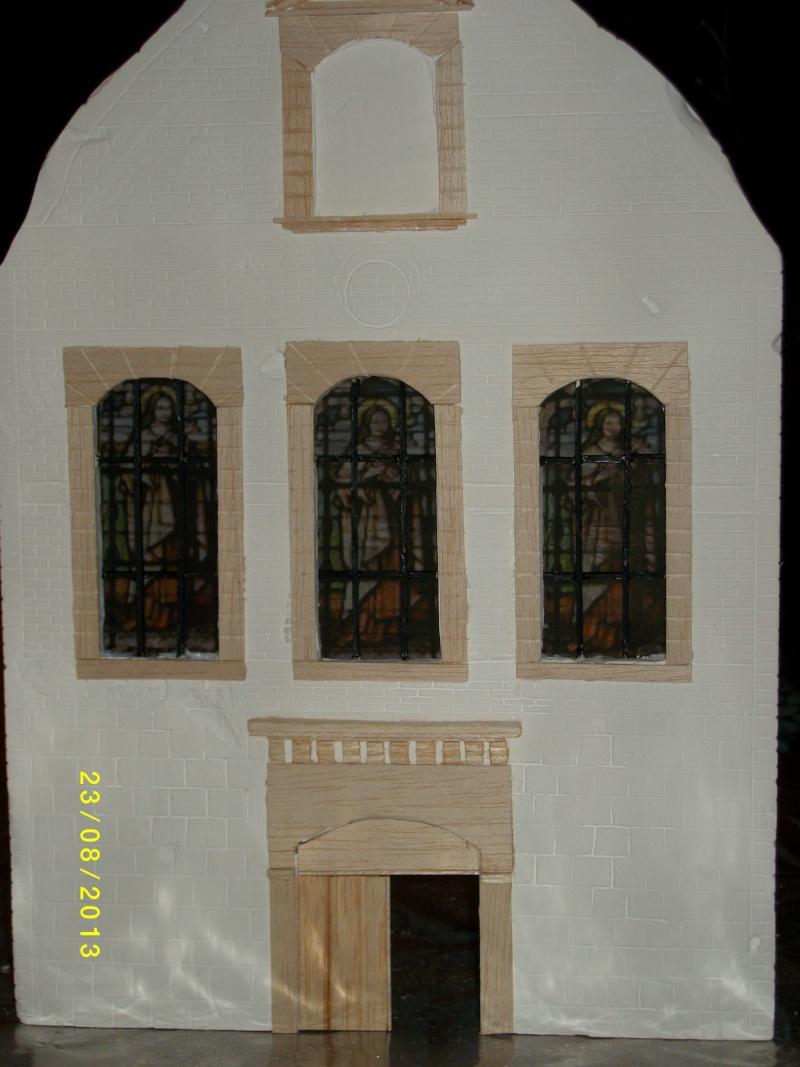 Réquisition des cloches de l'église de Dolhain. Avec un Maultier Mercedes 4500 de Revell 1/35  - Page 2 00611