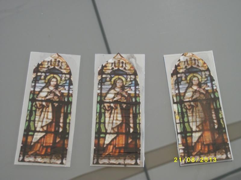 Réquisition des cloches de l'église de Dolhain. Avec un Maultier Mercedes 4500 de Revell 1/35  01210