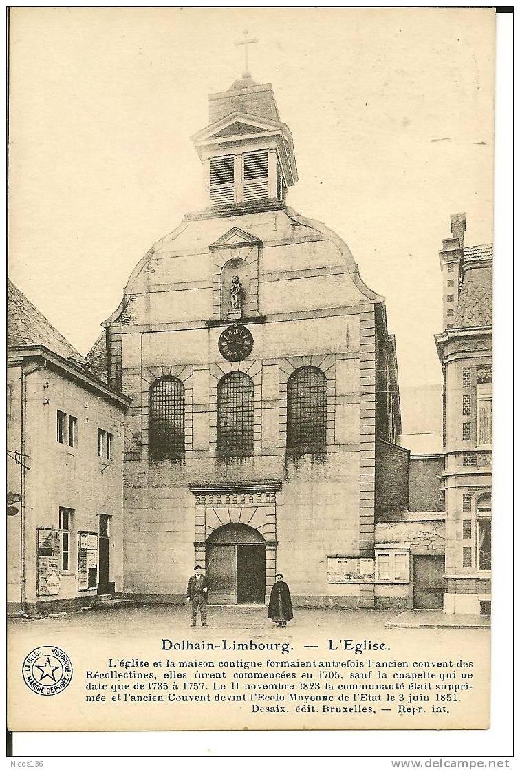 Réquisition des cloches de l'église de Dolhain. Avec un Maultier Mercedes 4500 de Revell 1/35  Notre_10