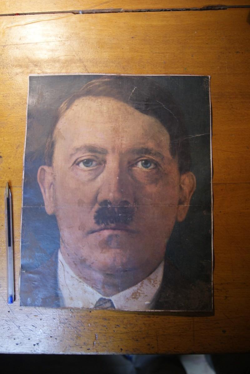 portrait A.Hitler Dsc04232