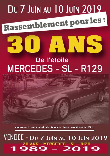 FLYER POUR LE RASSO SL DES 30 ANS Affich11