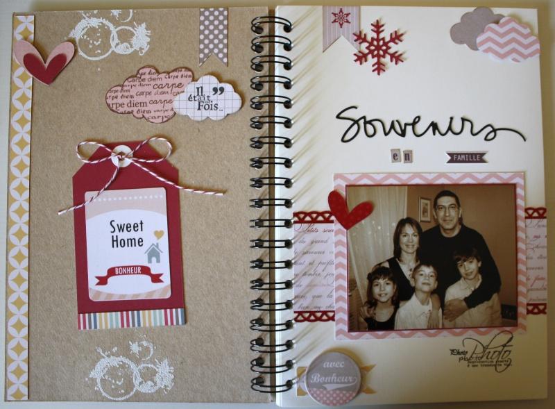 Family diary: Liloune 210