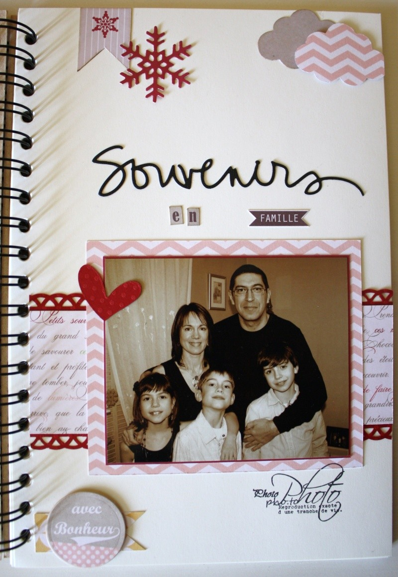 Family diary: Liloune 410