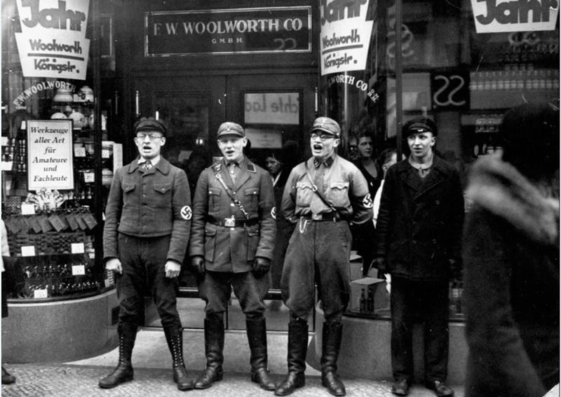 Photos inédites de la deuxième guerre mondiale. 5311