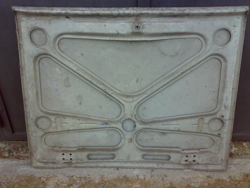 [VENDO-AR] cofano posteriore alluminio 250 02122011