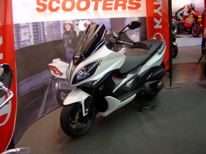 De retour du salon du scooter de paris 2013 Dsc02718