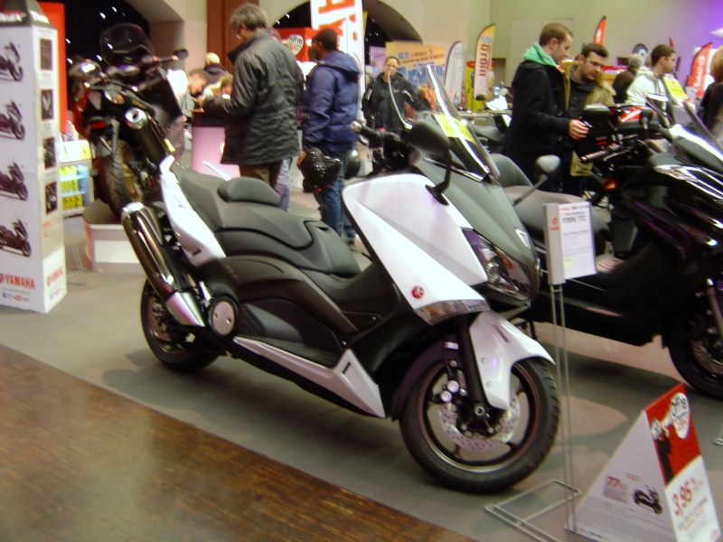De retour du salon du scooter de paris 2013 Dsc02720