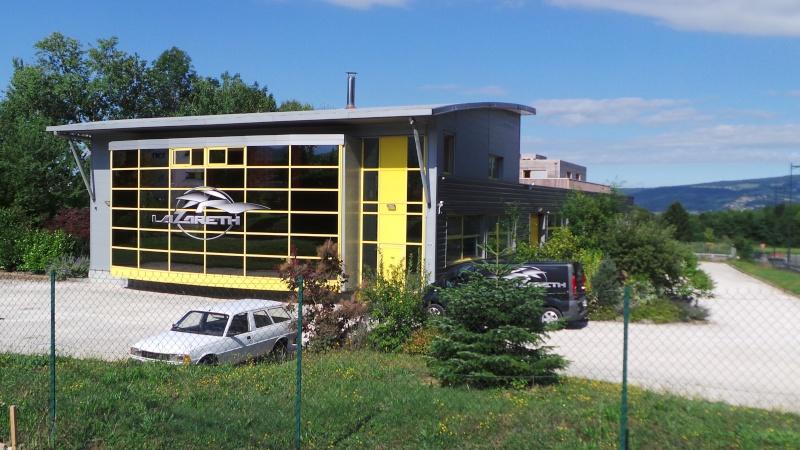 vacance annecy visite du garage lazareth 20130810